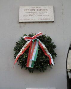 Ettore Ledono – Via Ripa di Porta Ticinese 63