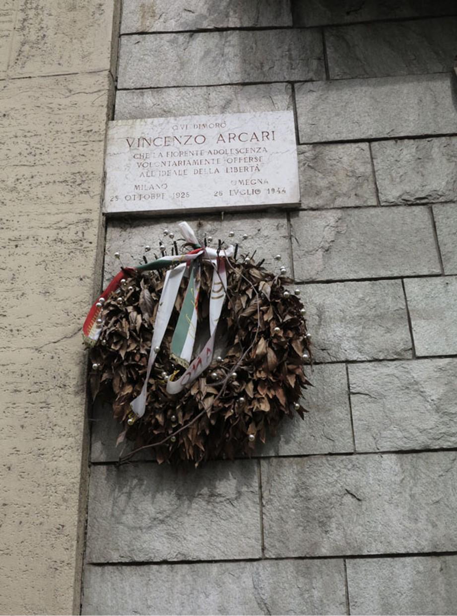 Vincenzo Arcari – Via Savona 80