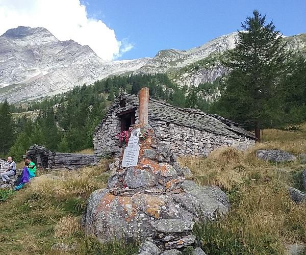I 10 Martiri dell'Alpe Meccia – Macugnaga (VB)